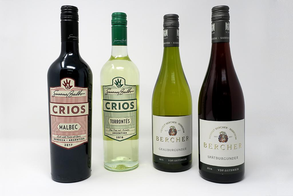 Wine Sampling Buffet