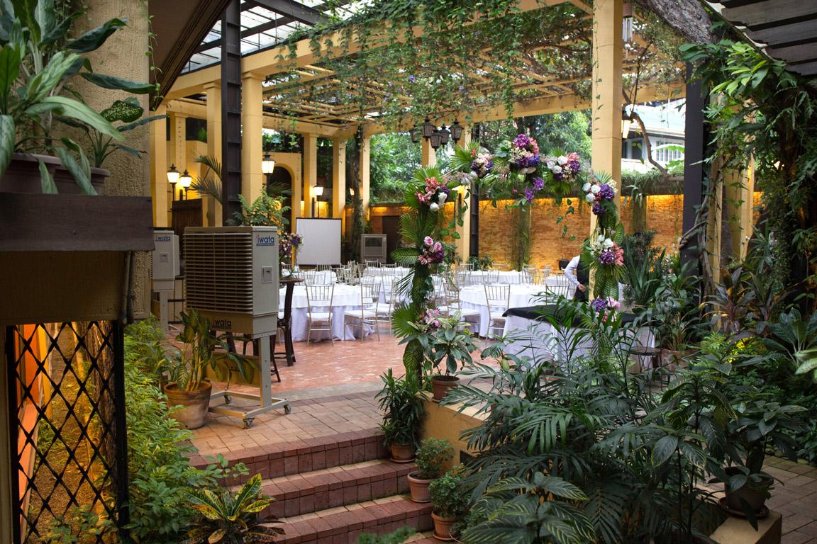 Lemuria Garden Venue | Lemuria