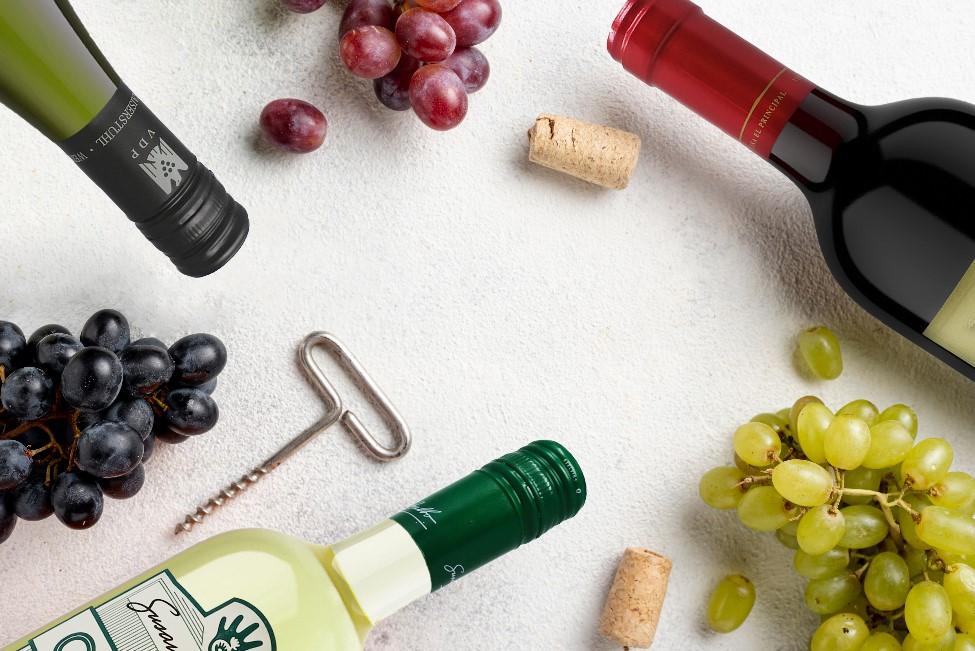 Wine Flights Menu
